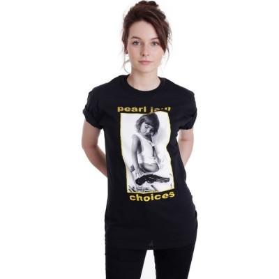 インペリコン Impericon レディース Tシャツ トップス - Choices - T-Shirt black
