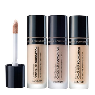 the SAEM Cover Perfection Concealer Foundation 38g