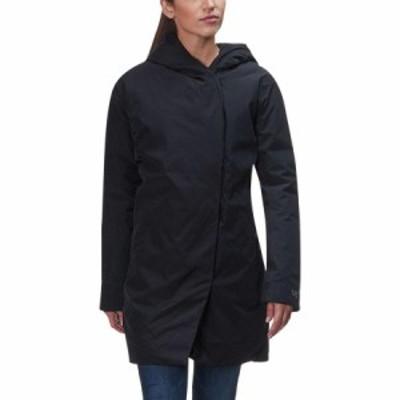 (取寄)アークテリクス レディース オザンナ コート Arc'teryx Women Osanna Coat Black