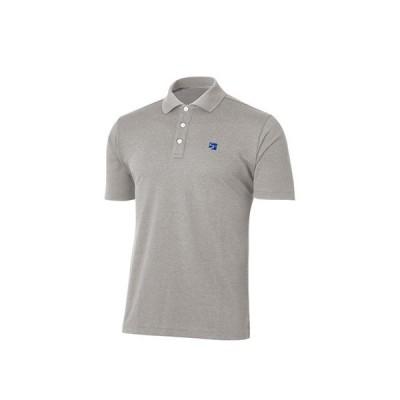 finetrack ファイントラック MENSラミースピンドライポロ/LD/S FMM0242 男性用 グレー シャツ ポロシャツ アウトドア 釣り 旅行用品 半袖シャツ
