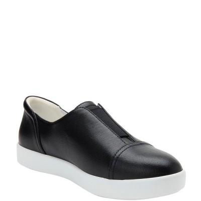アレグリア レディース スニーカー シューズ Posy Slip On Sneakers Black
