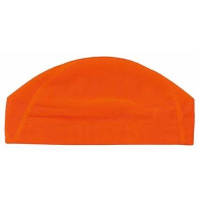 スイムキャップ メッシュ オレンジ M SD97C02(オレンジ(OR), Medium)