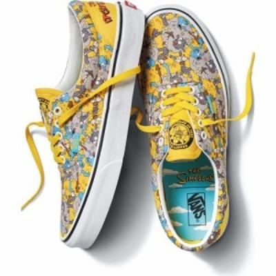 ヴァンズ Vans x Simpsons メンズ スケートボード シューズ・靴 - Era Itchysctchy Yellow - Shoes yellow