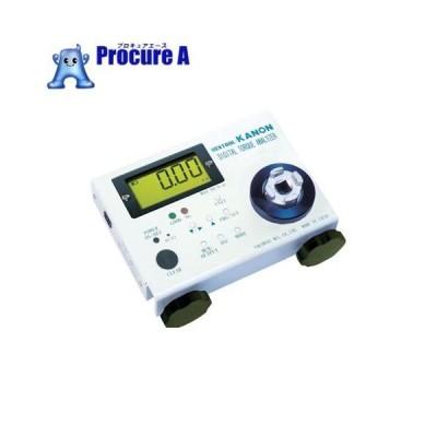 カノン 電動ドライバー用アナライザー KDTA−CN100D KDTA-CN100D ▼250-3026 (株)中村製作所