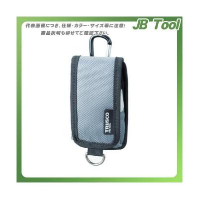 TRUSCO コンパクトツールケース 携帯電話用 グレー TCTC1202-GY