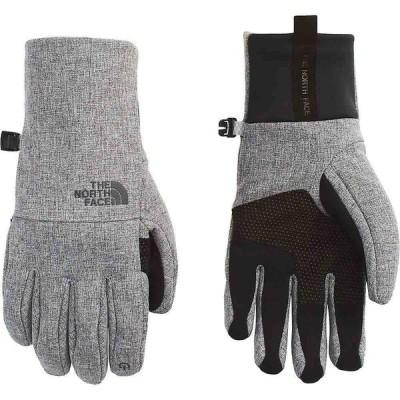 ザ ノースフェイス The North Face レディース 手袋・グローブ Apex Etip Glove TNF Medium Grey Heather