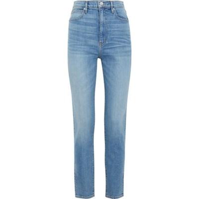 シルバーレーク SLVRLAKE レディース ジーンズ・デニム ボトムス・パンツ beatnik blue slim-leg jeans Blue