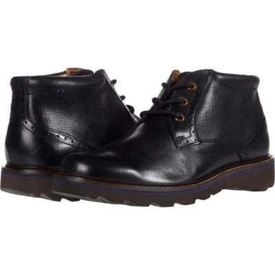 ナンブッシュ Nunn Bush メンズ ブーツ チャッカブーツ シューズ・靴 Buchanan Plain Toe Chukka Black