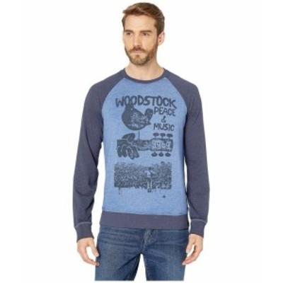 Lucky Brand ラッキーブランド 服 一般 Burnout Woodstock Crew Neck Sweatshirt