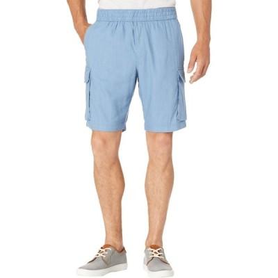 トミー ヒルフィガー Tommy Hilfiger メンズ ショートパンツ ボトムス・パンツ Charlie 9' Shorts Mountain Lake