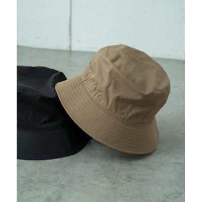 Lui's / 【KIJIMA TAKAYUKI / キジマ タカユキ】21AW COTTON VENTALE BUCKET HAT(バケットハット) MEN 帽子 > ハット