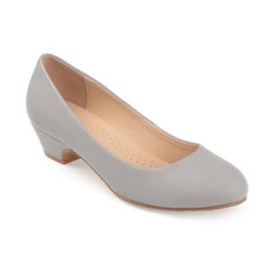 ジャーニーコレクション レディース パンプス シューズ Women's Comfort Saar Heels Grey