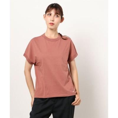 tシャツ Tシャツ ◇【ORCIVAL】リブバインダールーズTシャツ WOMEN
