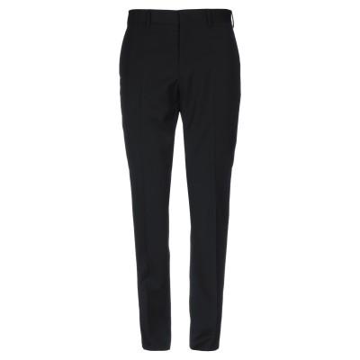 フェンディ FENDI パンツ ブラック 48 バージンウール 100% / ポリエステル パンツ