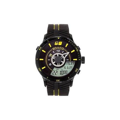 メンズ アクセサリー 時計 SO&CO New York Men's Monticello Watch