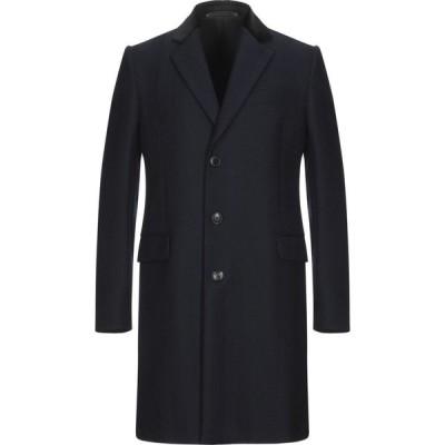 ポールスミス PAUL SMITH メンズ コート アウター Coat Dark blue