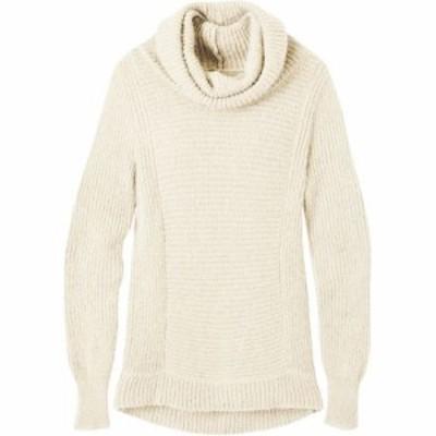 マウンテン カーキ トップス Countryside Cowl Neck Sweater - Womens