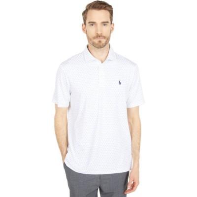 ラルフ ローレン Polo Ralph Lauren メンズ ポロシャツ トップス Classic Fit Performance Polo Shirt Tossed Horseshoe