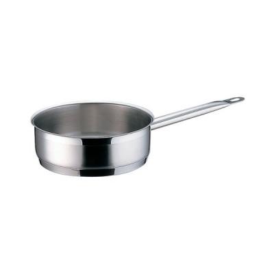 TKG PRO(プロ)片手浅型鍋(蓋無) 16cm 7-0009-0501