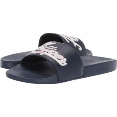 トミー ヒルフィガー Tommy Hilfiger メンズ サンダル シューズ・靴 Erie Dark Blue