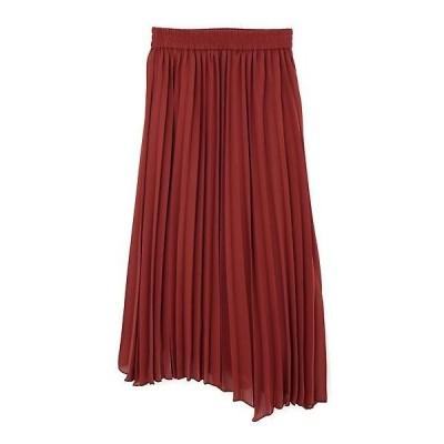 PROPORTION BODY DRESSING / プロポーションボディドレッシング  《BLANCHIC》ランダムプリーツスカート