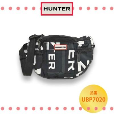 ハンター UBP7020NSP OEL ベルトバッグ BK