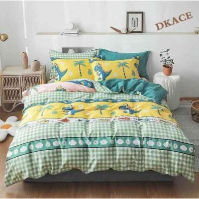 布団カバー 3/4点セット 寝具セット 12色布団カバー ベッドシート まくらカバー掛け布団カバー通気 吸湿お肌に優しい 寝具カバーセット2枚
