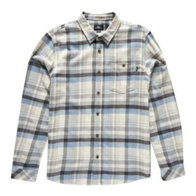 オニール メンズ シャツ トップス Redmond Flannel Shirt (Men's) Light Khaki 2