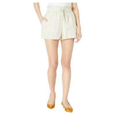 ビーシービージェネレーション レディース 下着 ショーツ Tie Front Paper Bag Waist Shorts TEC7210335