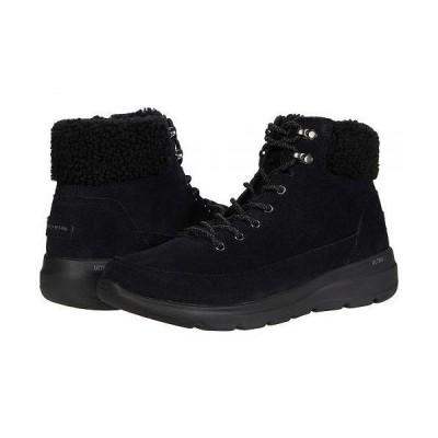 SKECHERS Performance スケッチャーズ レディース 女性用 シューズ 靴 ブーツ スノーブーツ Glacial Ultra - 16677 - Black