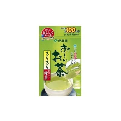 伊藤園 おーいお茶抹茶入りさらさら緑茶 80g (12045)
