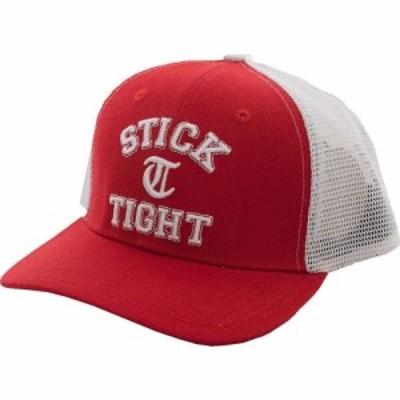 インペリコン Impericon ユニセックス キャップ 帽子 - Stick Tight Trucker Red - Cap red