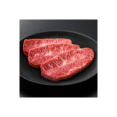 佐伯市 ふるさと納税 おおいた和牛A4ランク以上ミスジステーキ約100g×4枚(合計400g以上)