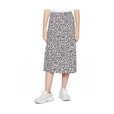 Sanctuary サンクチュアリ レディース 女性用 ファッション スカート Everyday Midi Skirt - Neutral Spots