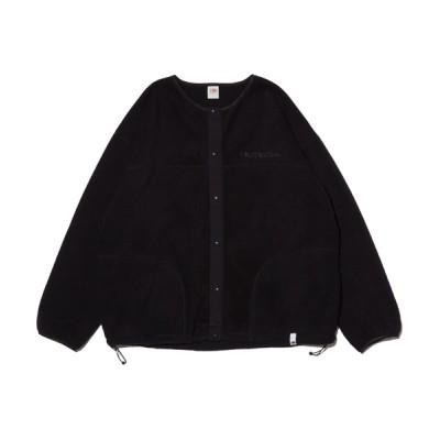 ジャケット ブルゾン 【FRUIT OF THE LOOM/フルーツオブザルーム】胸刺繍 リサイクルフリース ブルゾン