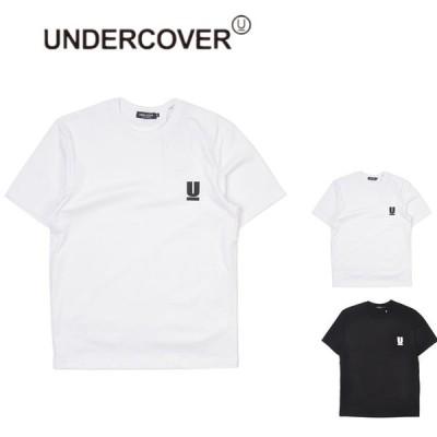 UNDERCOVER アンダーカバー tシャツ 半袖メンズ ファッション トップス 丸首 男女兼用 送料無料