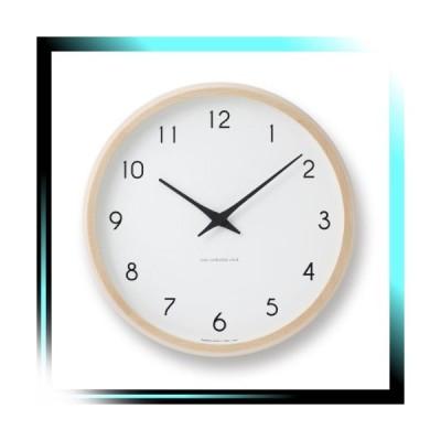 Campagne 電波時計 ナチュラル PC10-24W NT