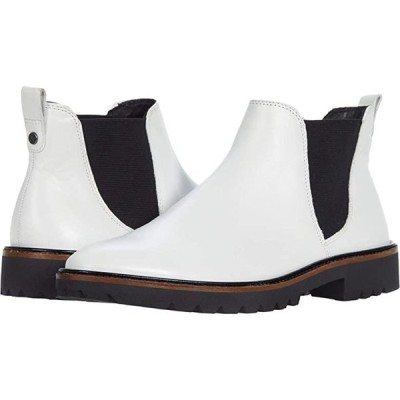 エコー Incise Tailored Chelsea Boot レディース ブーツ Bright White