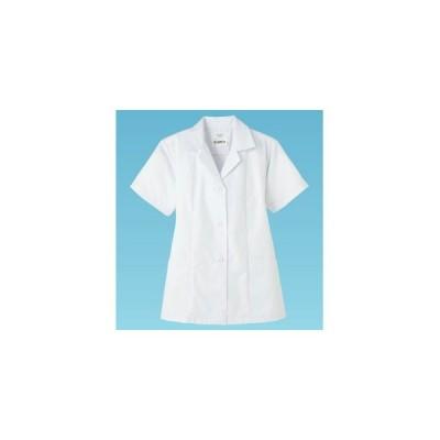女性用調理衣 半袖 FA-337 L STY093