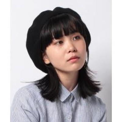 シスレー(ファッション)ウールフェルトベレー帽