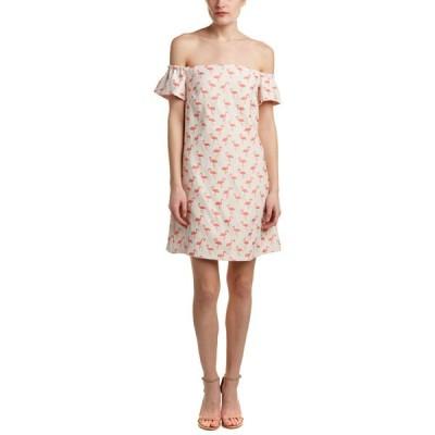 ハッチ ワンピース トップス レディース Hutch A-Line Dress coral flamingo