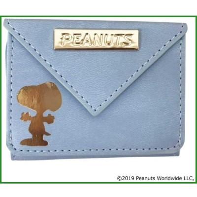 三つ折り財布 スヌーピー BL 34698715|b03