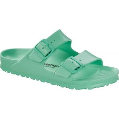 ビルケンシュトック Birkenstock レディース サンダル・ミュール シューズ・靴 Arizona Essentials EVA Sandals Jade
