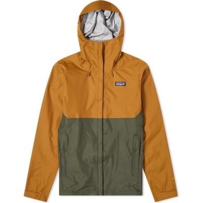 パタゴニア Patagonia メンズ ジャケット アウター torrentshell 3l jacket Mulch Brown