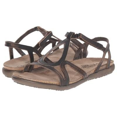 ナオト Naot レディース サンダル・ミュール シューズ・靴 Dorith Volcanic Brown Leather
