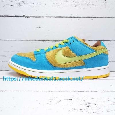 313170-731|コレクターコンディション(新品未使用)2006年製 Nike Dunk SB Low Baby Bear  medicom BE@RBRICK |サイズ:US10 (28cm)