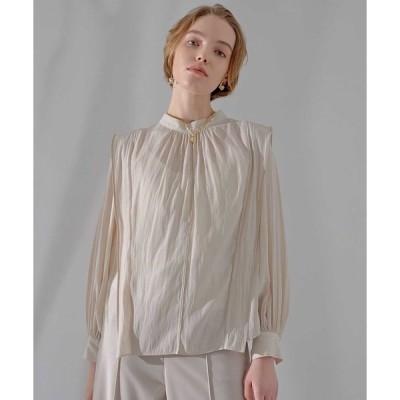 tシャツ Tシャツ ショルダーステッチブラウス