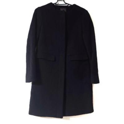 ビームス BEAMS コート サイズ36 S レディース 美品 黒 冬物/Demi-Luxe【中古】20210220