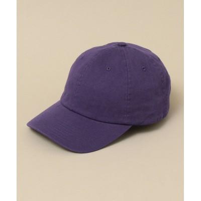 【シップス】 BAYSIDE: BALL CAP MADE IN USA メンズ パープル ONESIZE SHIPS