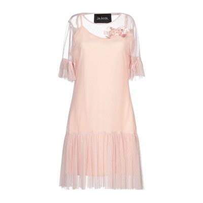 LA KORE ミニワンピース&ドレス ローズピンク 0 ナイロン 100% ミニワンピース&ドレス